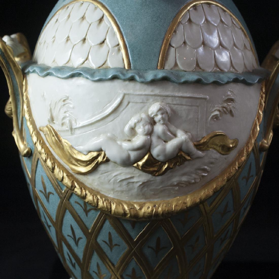 Porcellane Principe Capodimonte Set - 5