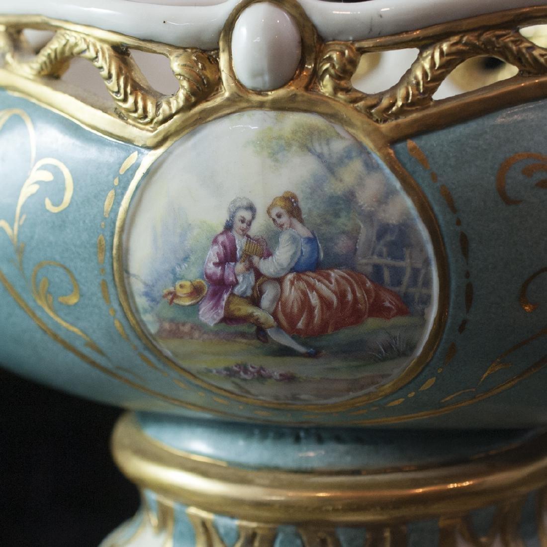 Porcellane Principe Capodimonte Set - 7