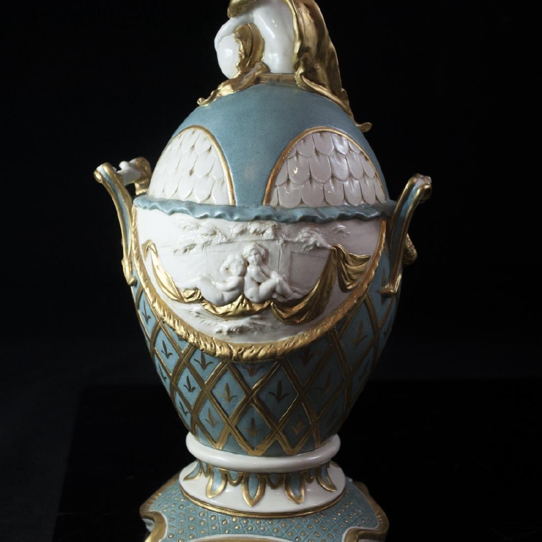 Porcellane Principe Capodimonte Set - 9