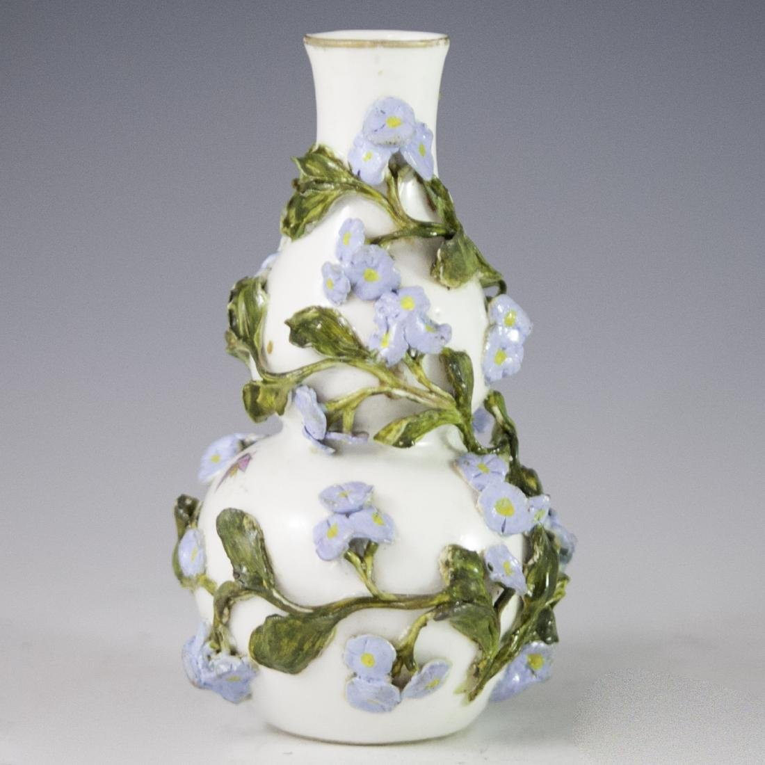 Antique Meissen Porcelain Vase