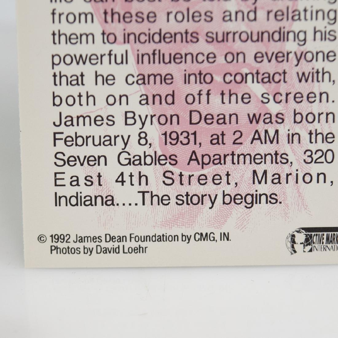 James Dean Gallery Trivia Card Deck - 2