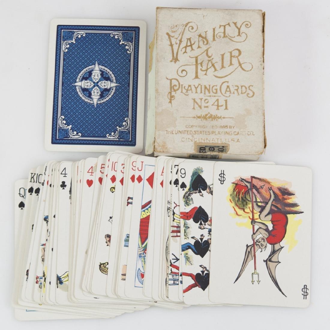 1895 Vanity Fair No.41 Playing Card Deck