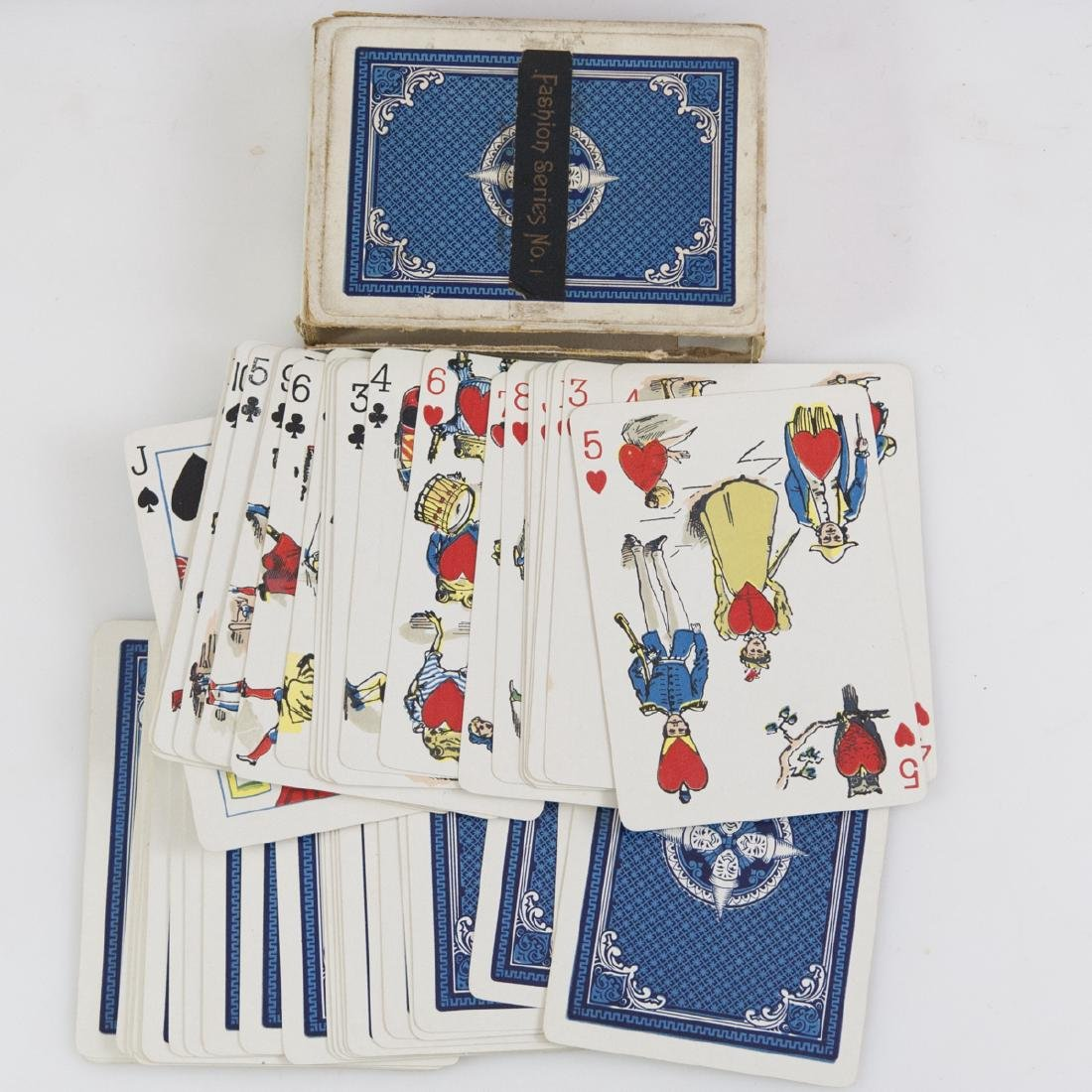 1895 Vanity Fair No.41 Playing Card Deck - 2
