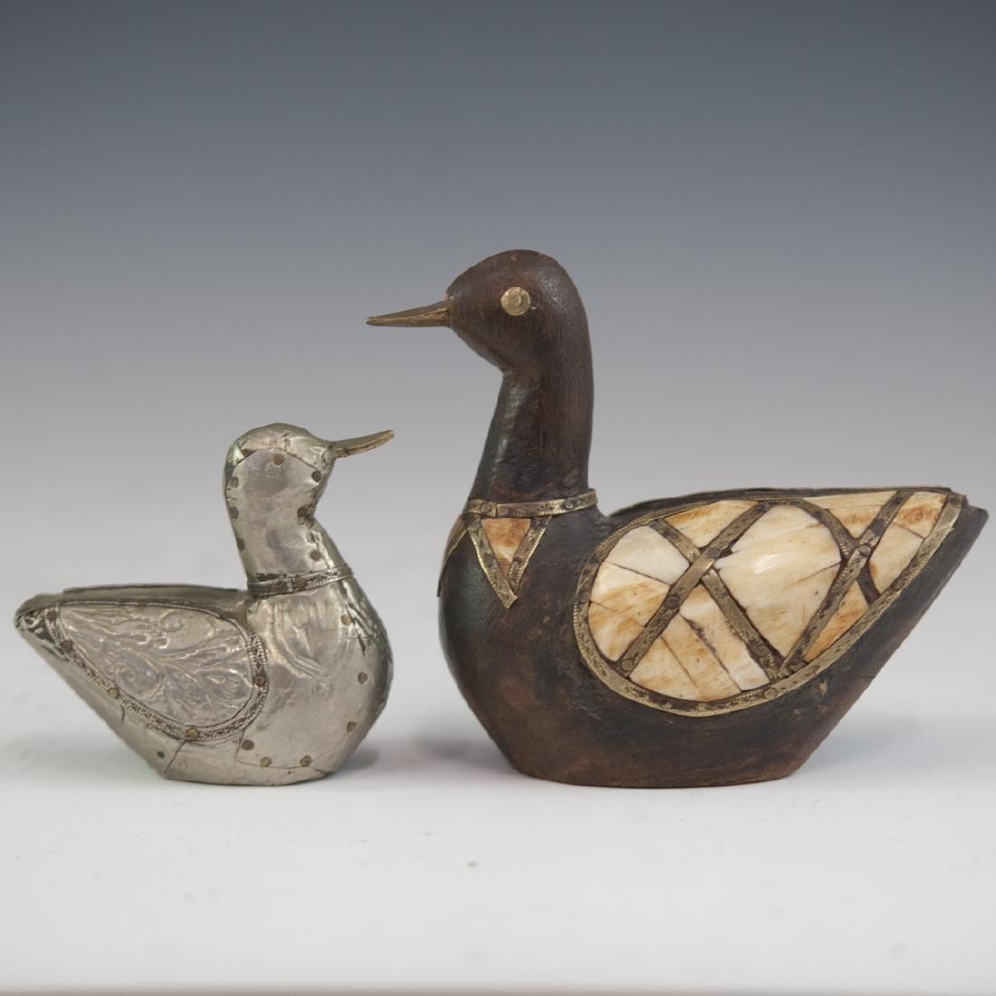 Oriental Wooden Ducks