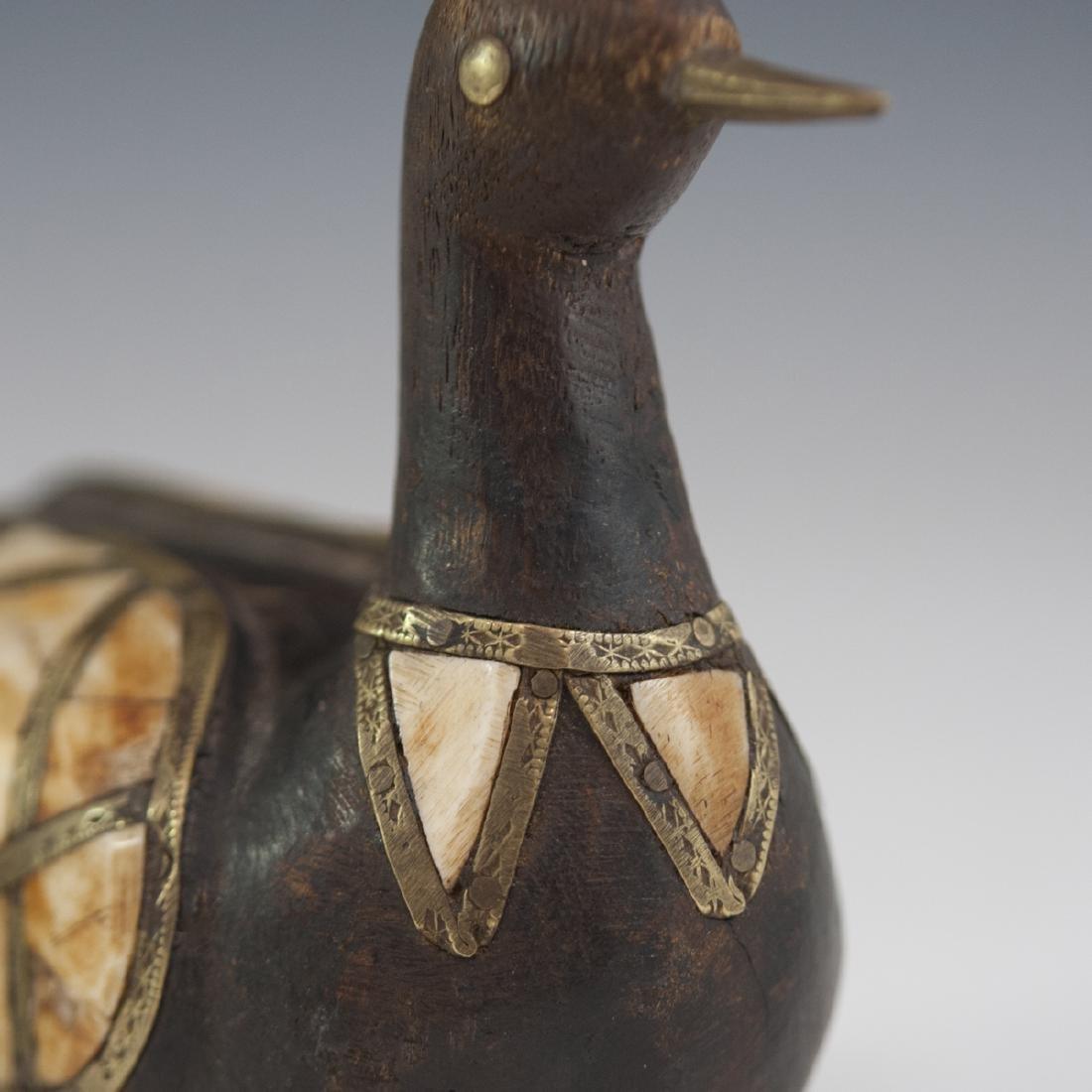 Oriental Wooden Ducks - 2