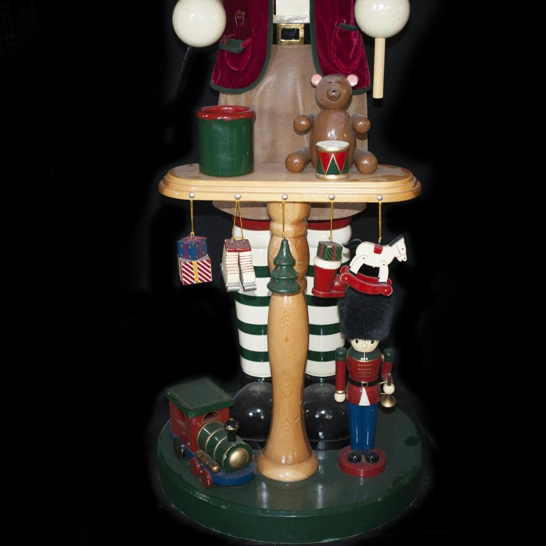 Palace Size Wooden Nutcracker Doll - 2