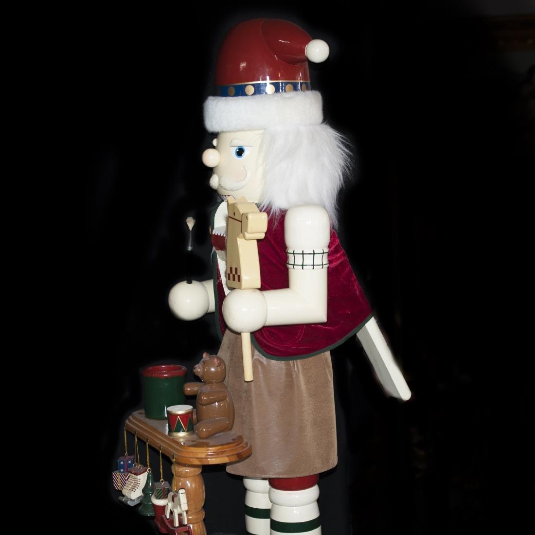 Palace Size Wooden Nutcracker Doll - 4
