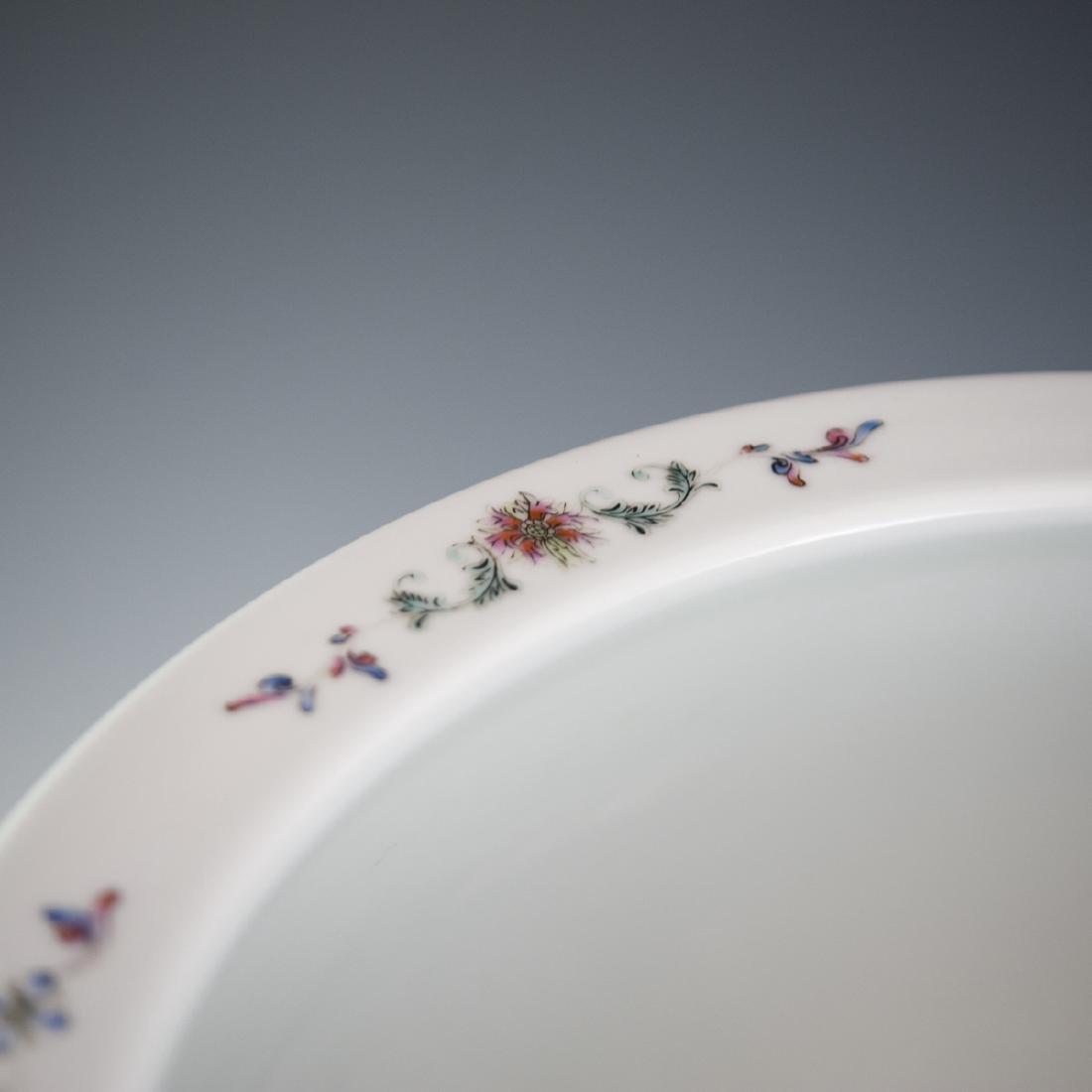 Chinese Famille Rose Enameled Fishbowl - 4