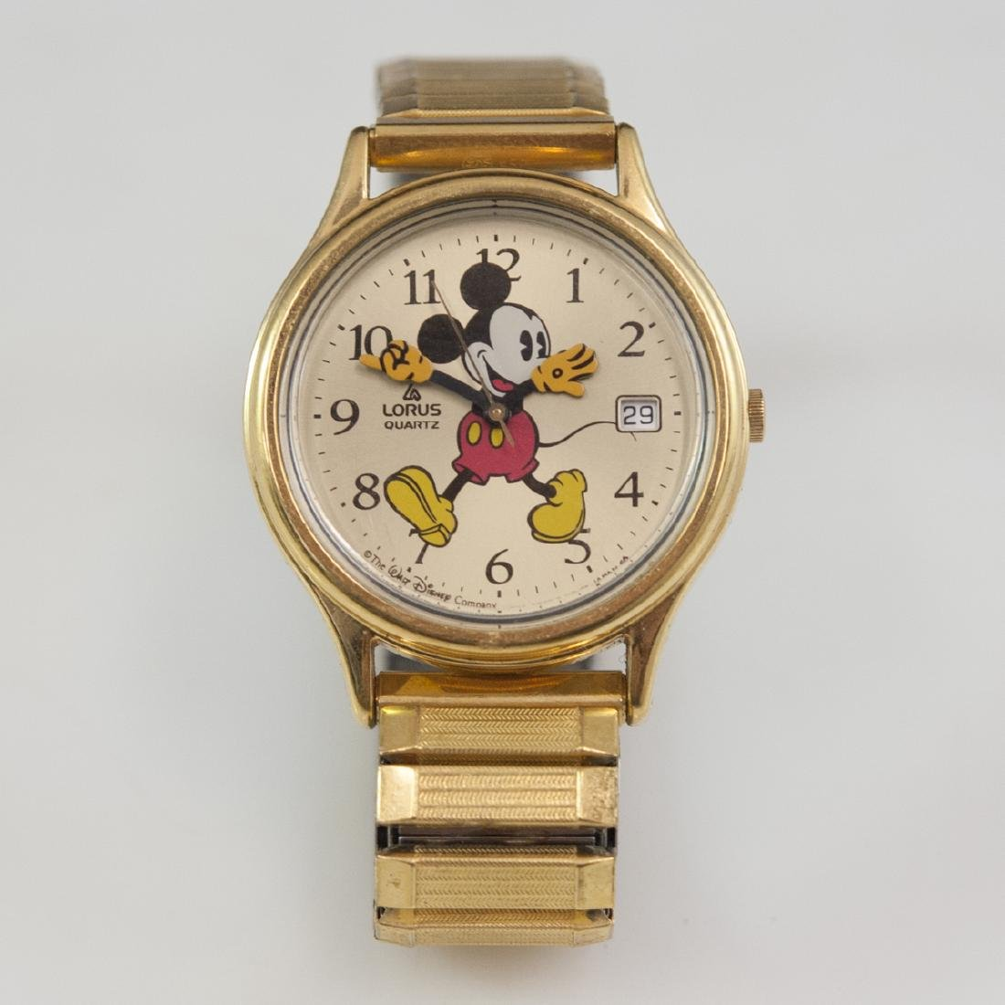 Lorus Mickey Mouse Watch