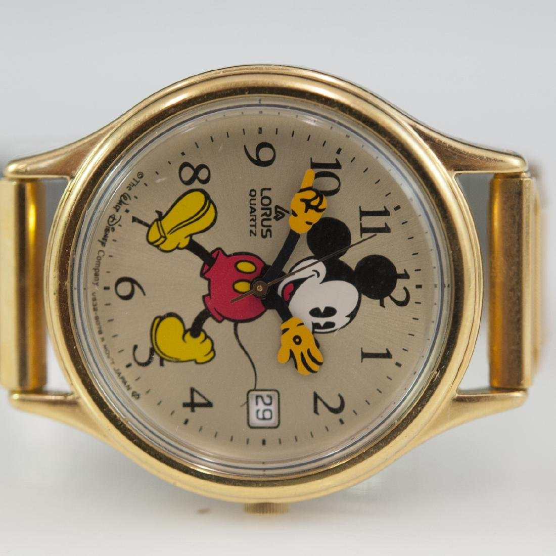 Lorus Mickey Mouse Watch - 3
