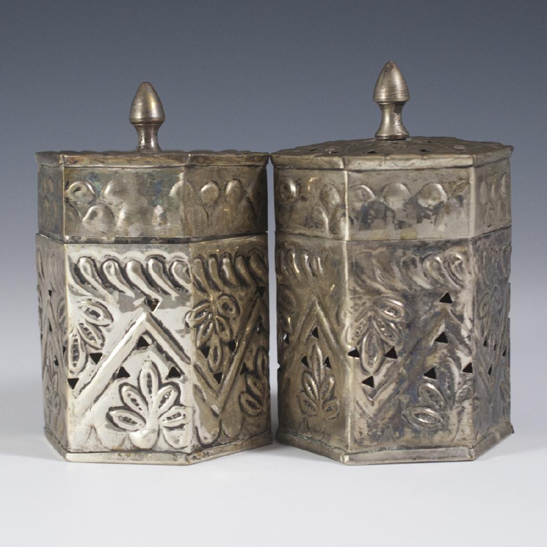 Metal Trinket Boxes