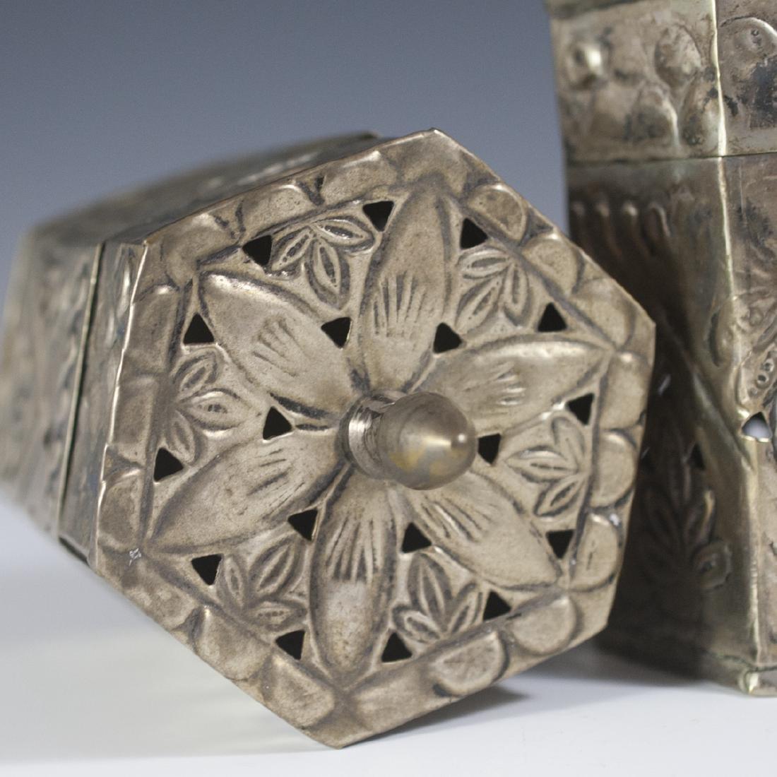 Metal Trinket Boxes - 2
