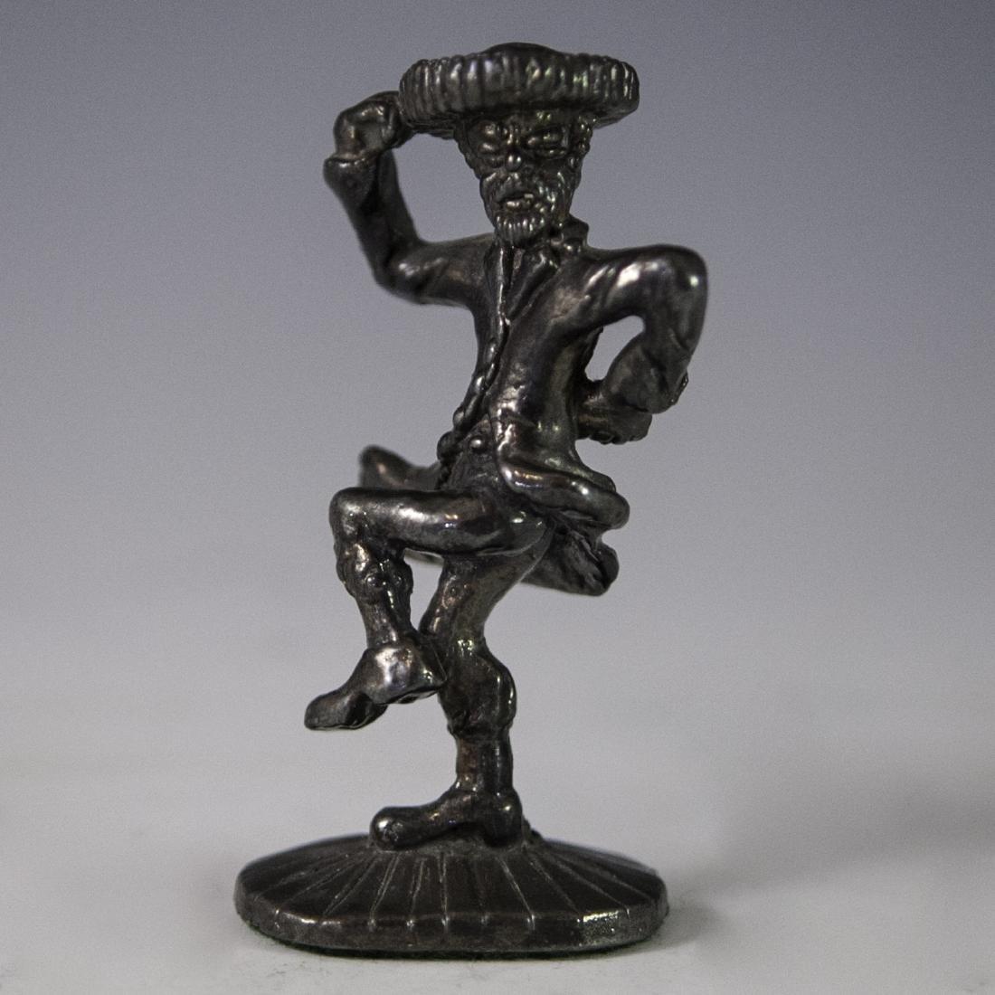 Sterling Judaic Figurine