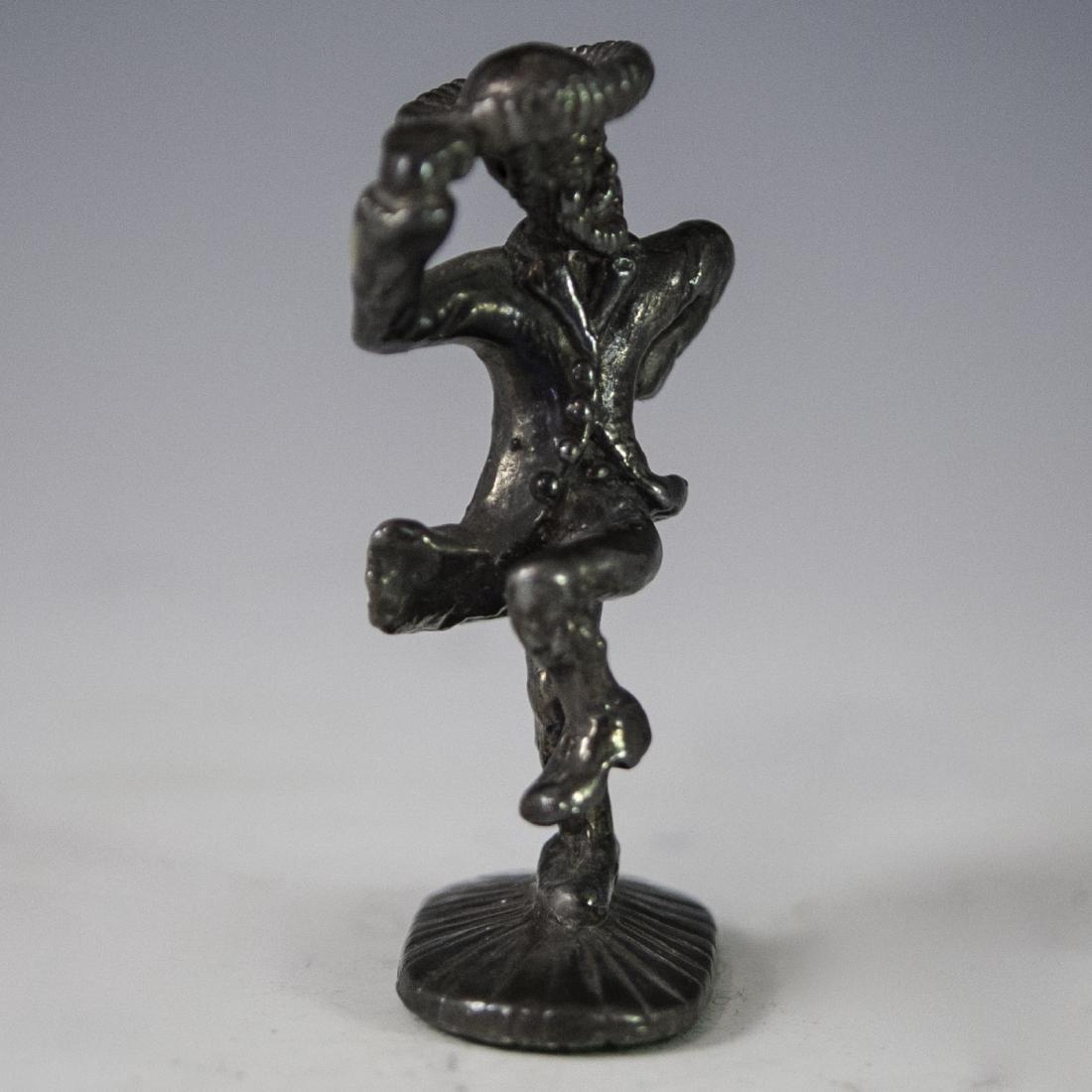Sterling Judaic Figurine - 4
