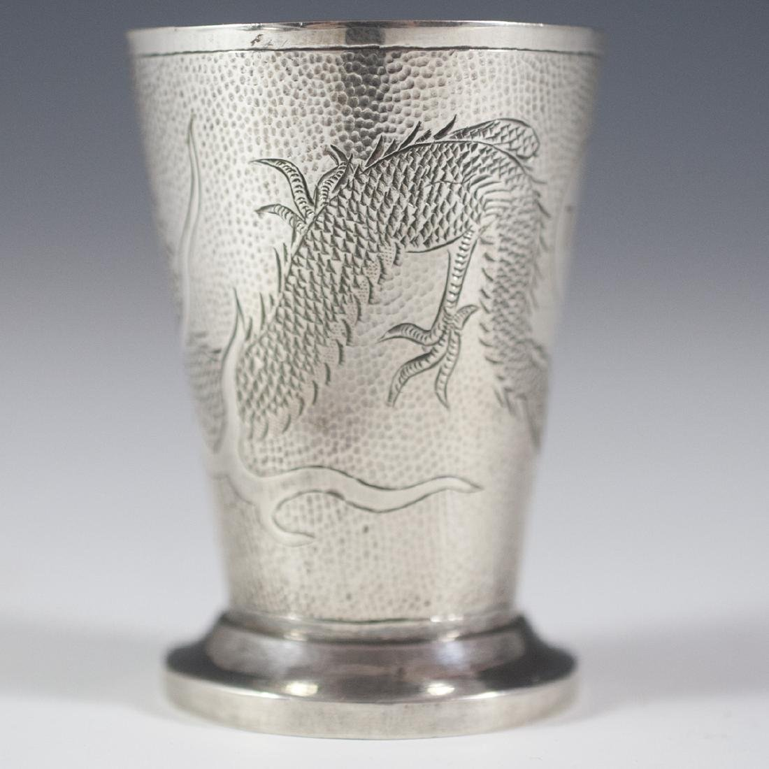 Walker Chinese 900 Silver Cup - 2