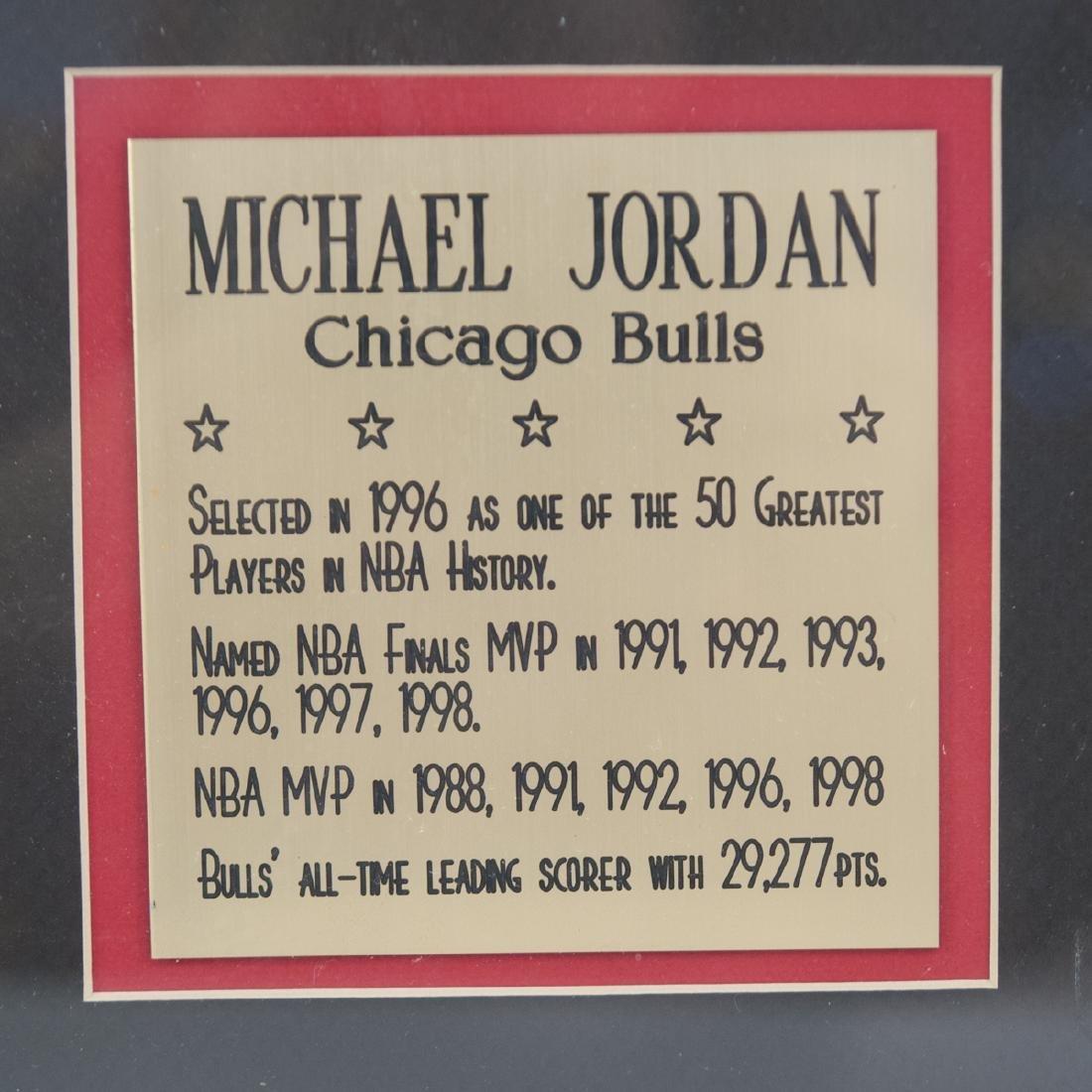 Signed Michael Jordan Memorabilia - 4