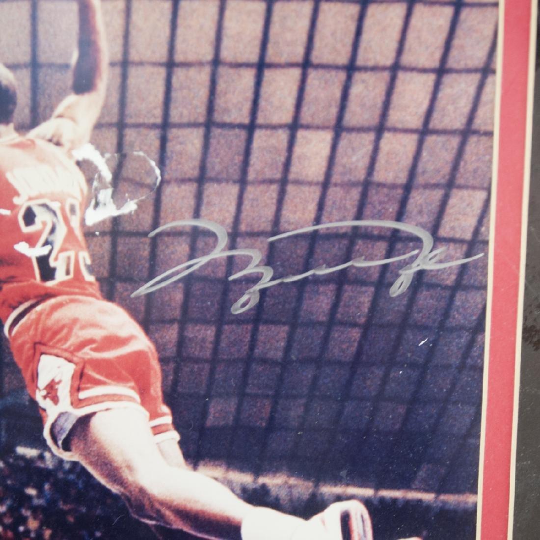 Signed Michael Jordan Memorabilia - 3