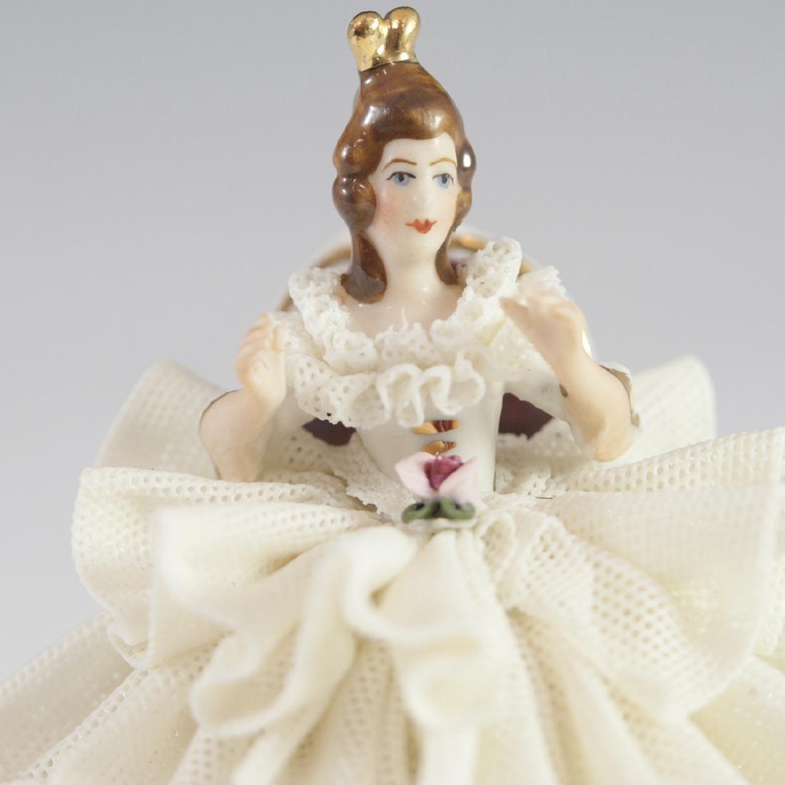 Dresden Porcelain Figurine - 2
