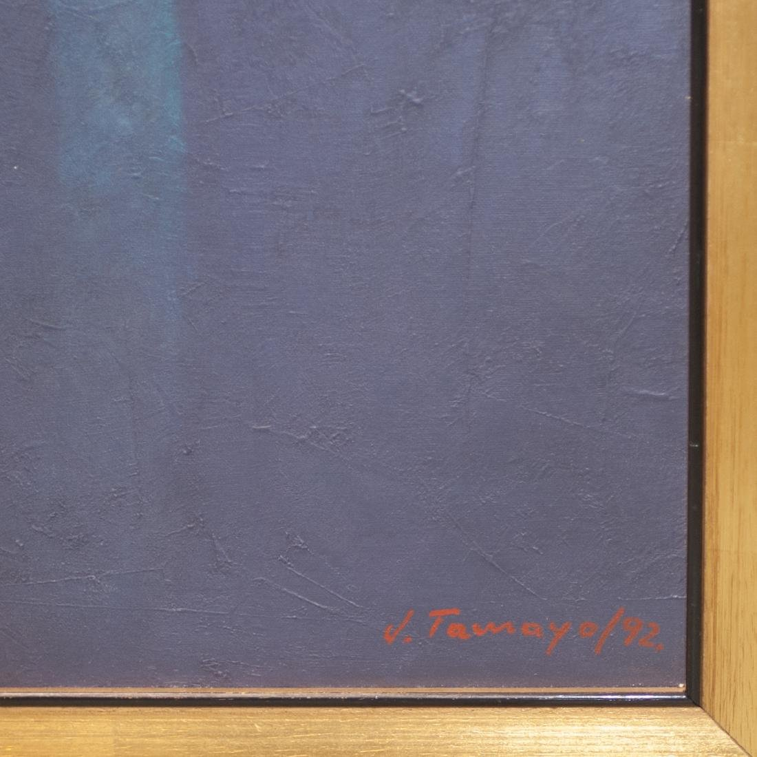 Jorge Tamayo (Ecuador b.1948) - 2