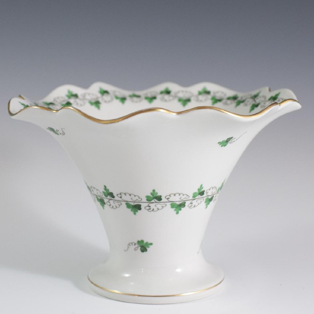 """Herend Porcelain """"Persil"""" Vase"""