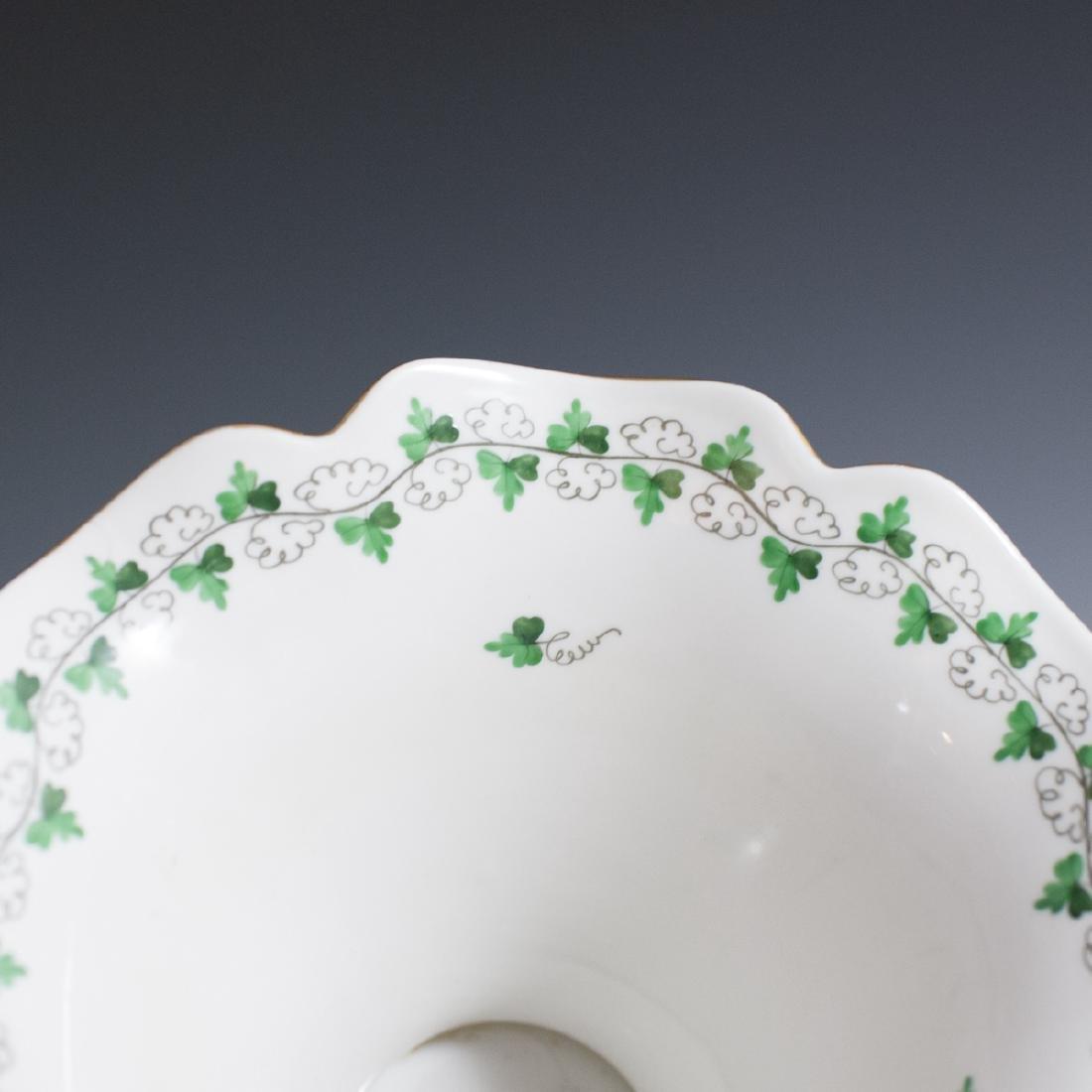 """Herend Porcelain """"Persil"""" Vase - 4"""