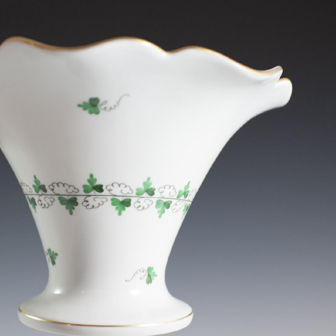 """Herend Porcelain """"Persil"""" Vase - 5"""