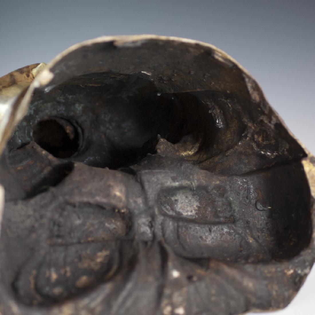Gilt Bronze Southeast Asian Buddha - 7