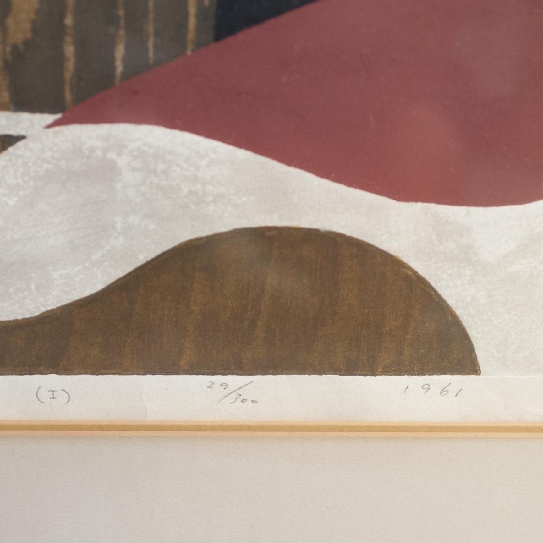 Kiyoshi Saito (Japanese 1907-1997) - 3