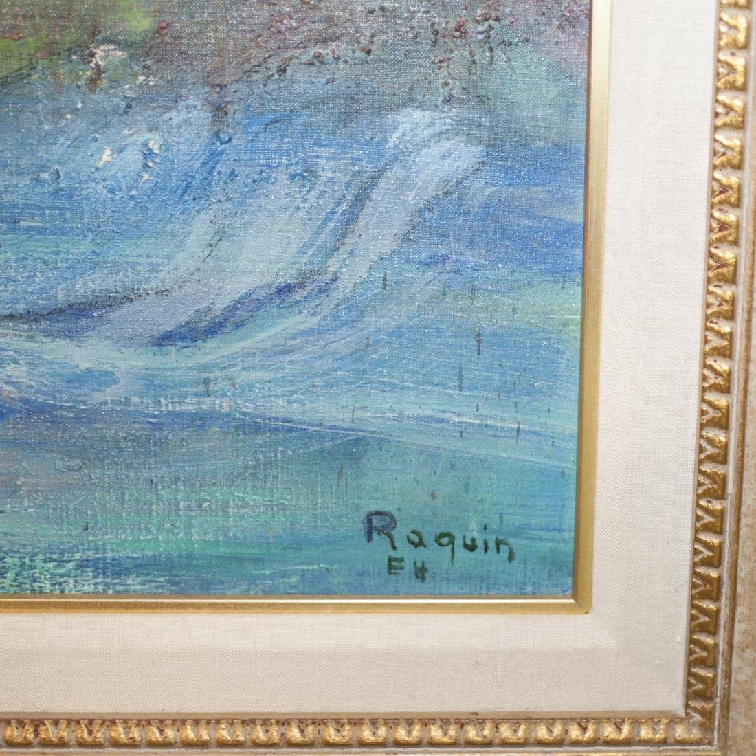 Iris Michelle Raquin (French B. 1933) - 2