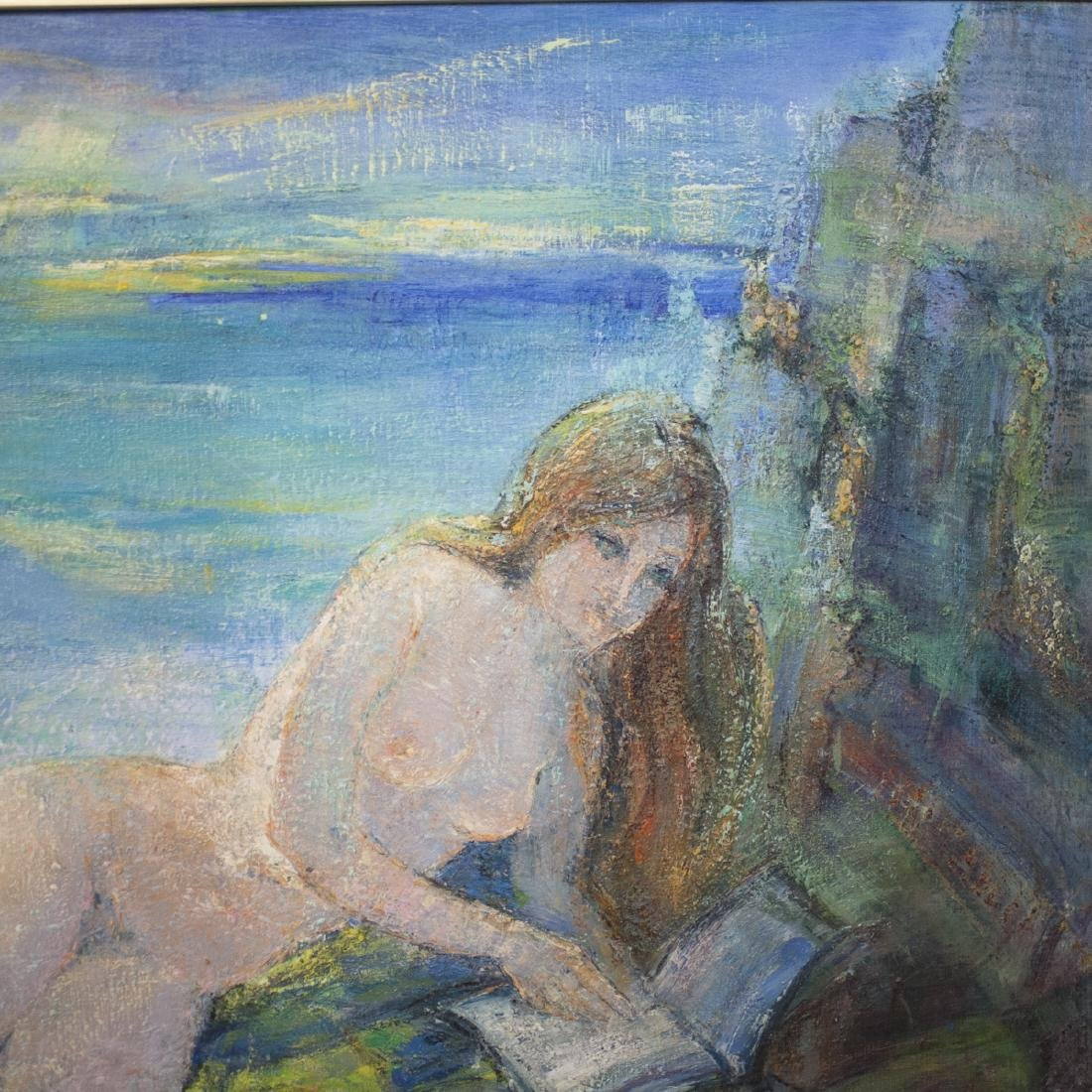 Iris Michelle Raquin (French B. 1933) - 4