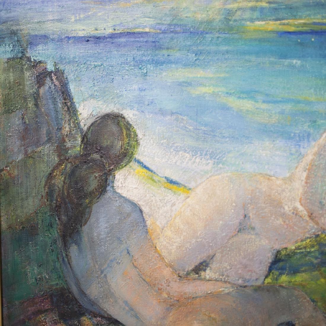 Iris Michelle Raquin (French B. 1933) - 5