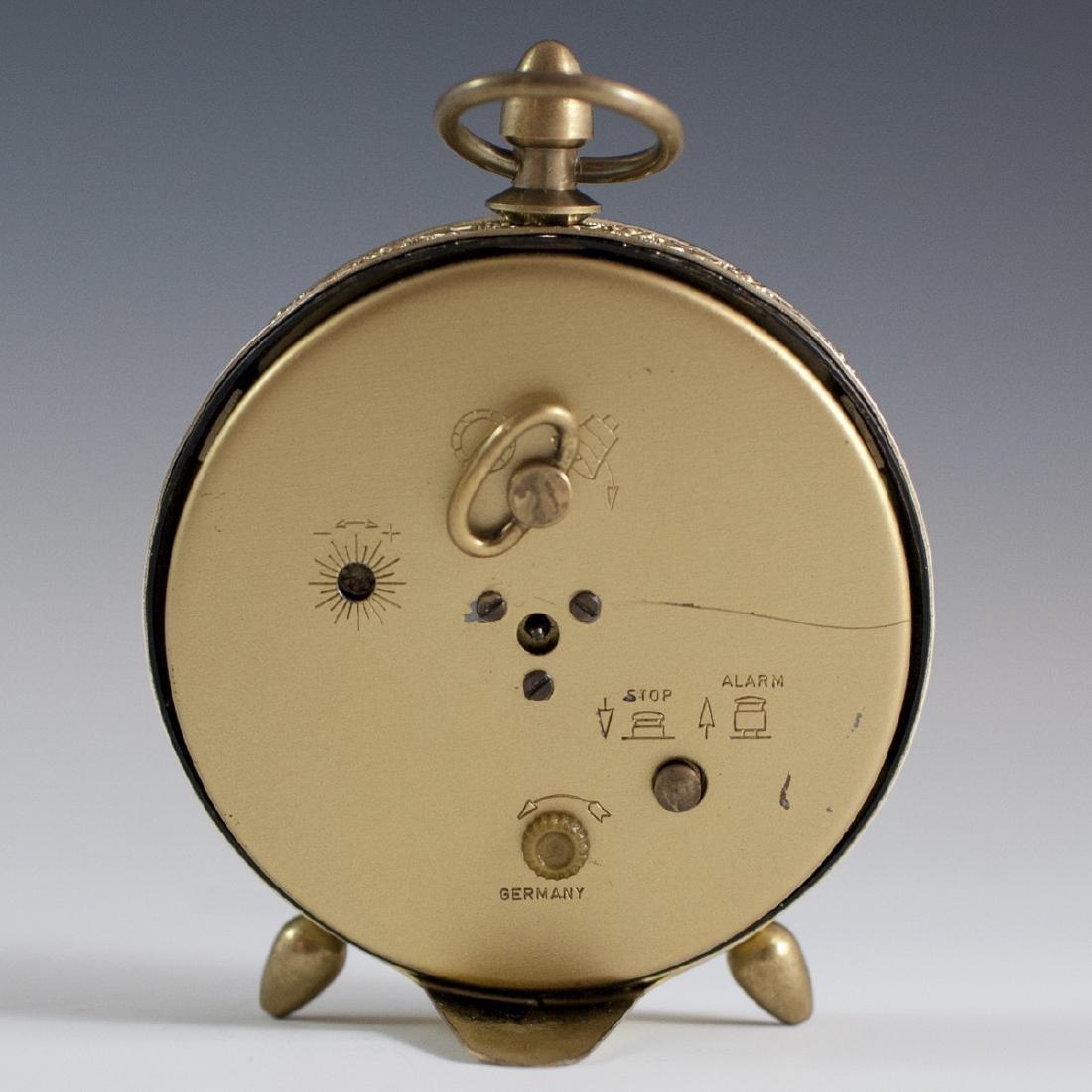 Bulova Mother of Pearl Alarm Clock - 3
