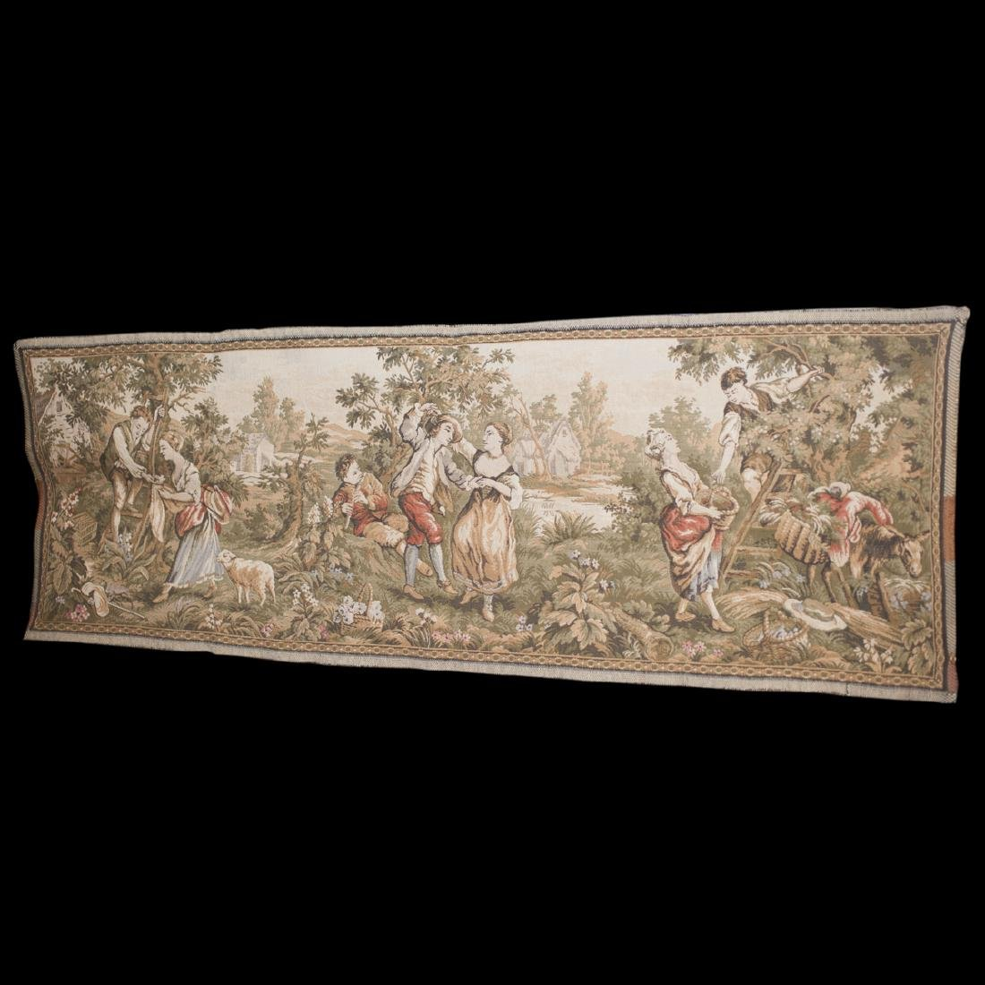 Vintage Continental Tapestry