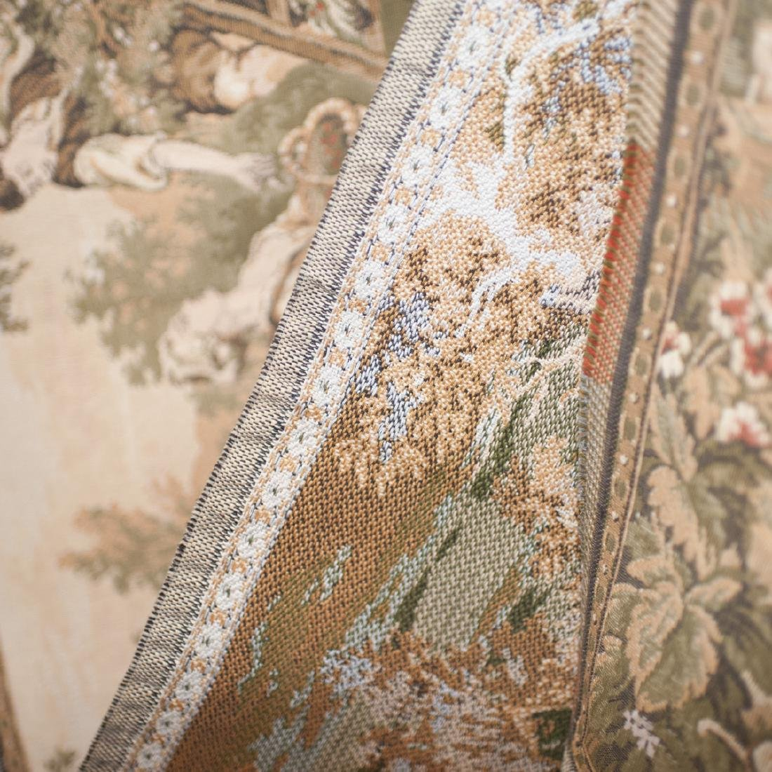Vintage Continental Tapestry - 3