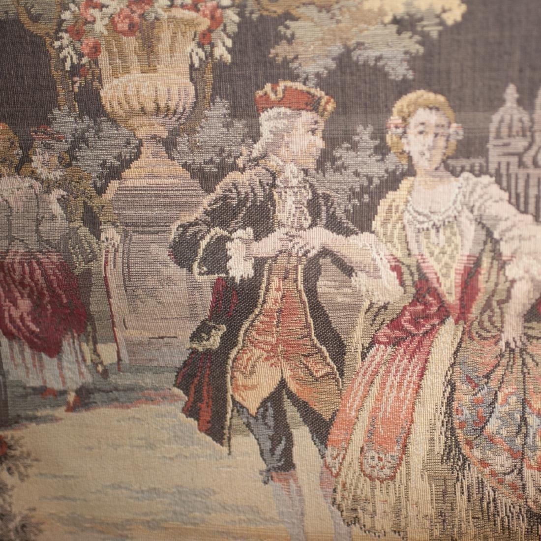 Vintage Belgian Tapestry - 2