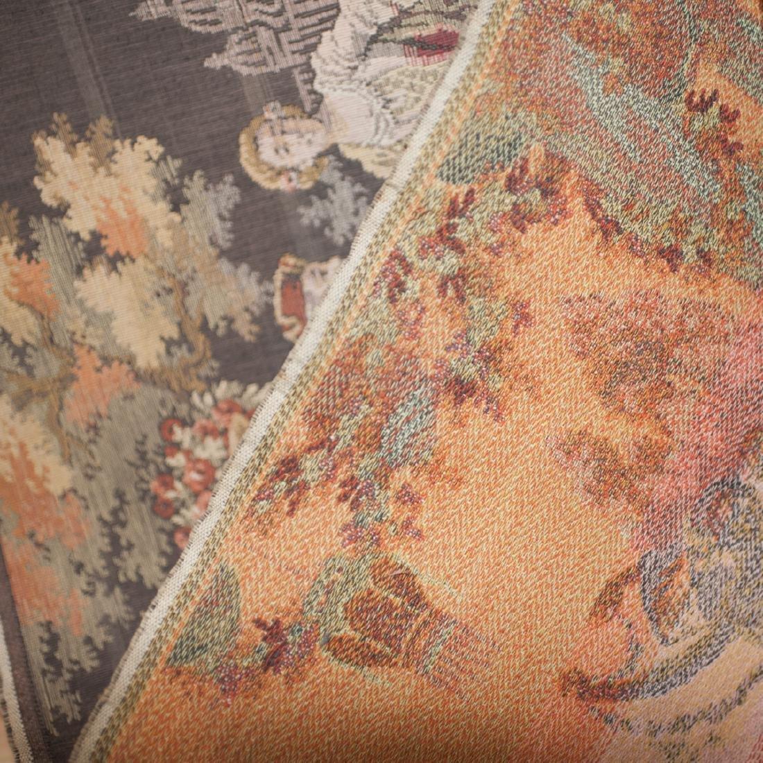 Vintage Belgian Tapestry - 3