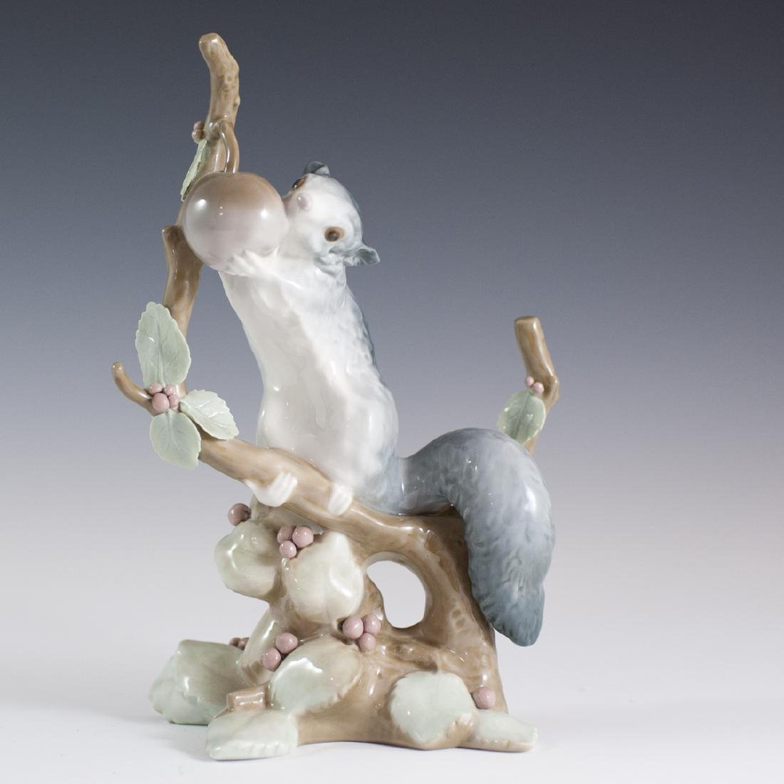 "Lladro Porcelain ""Dormouse"" Figurine"