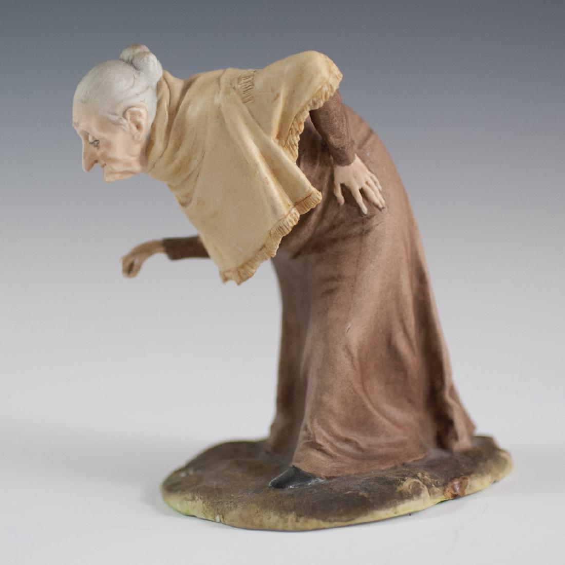German Bisque Porcelain Figurine - 2