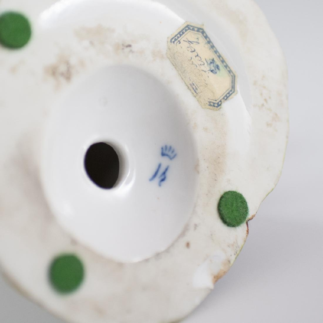 German Bisque Porcelain Figurine - 3