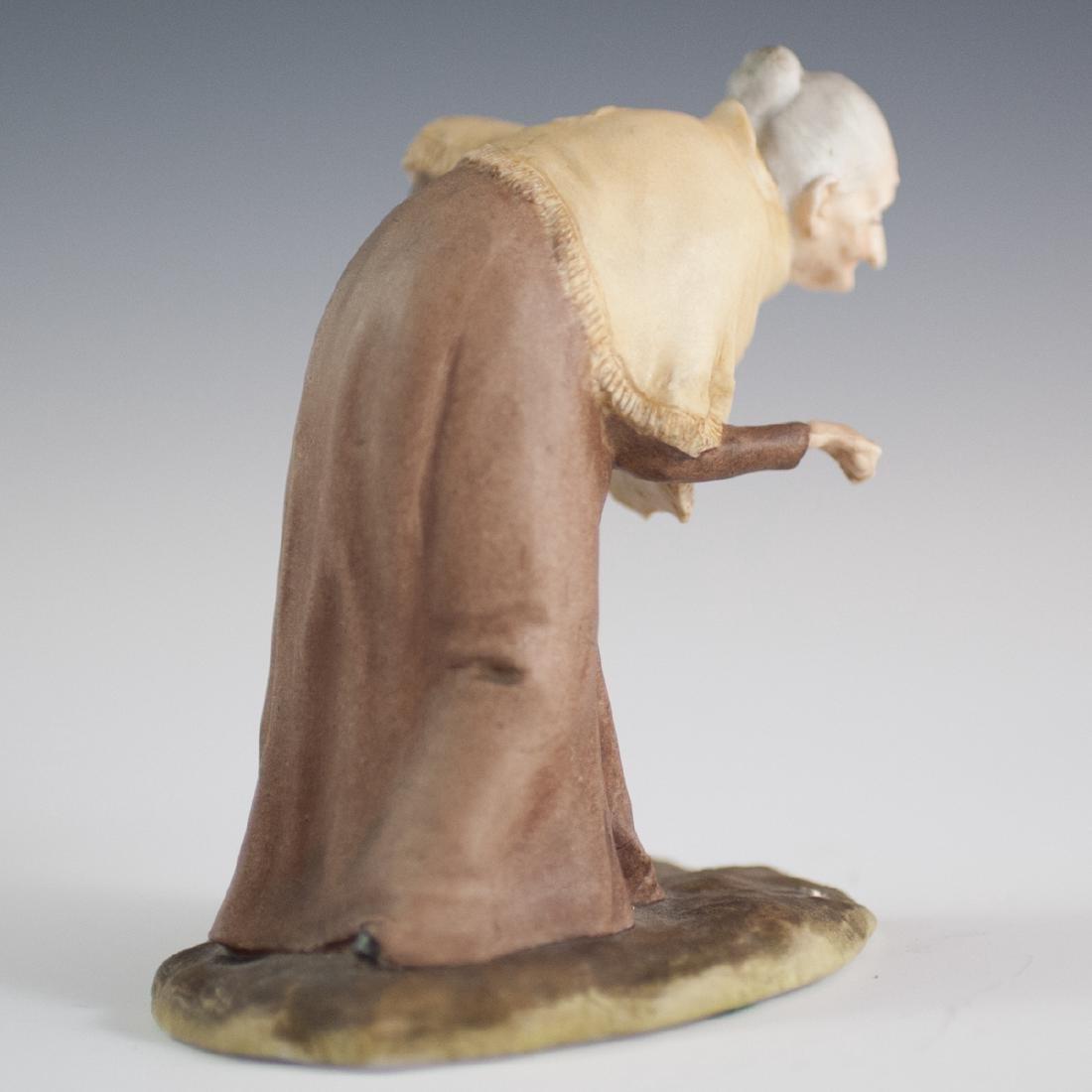 German Bisque Porcelain Figurine - 4