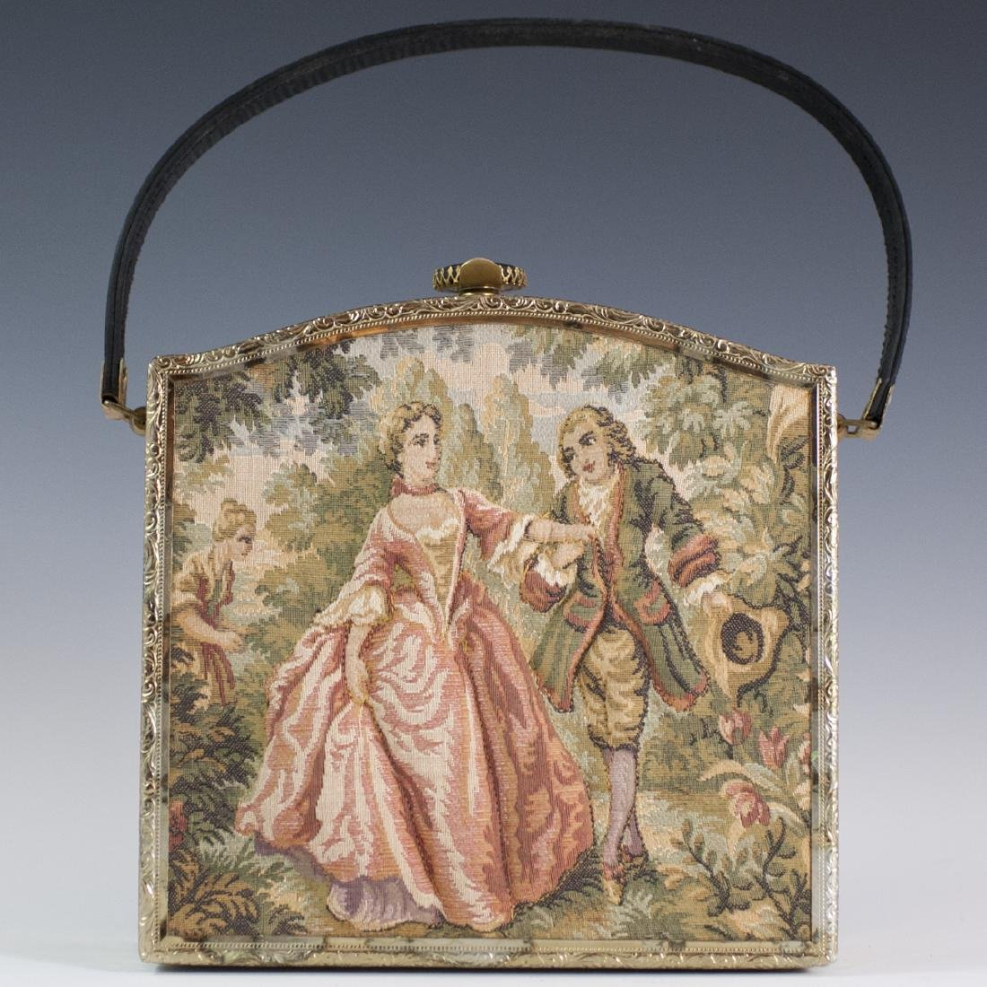 Tyrolean Tapestry Purse
