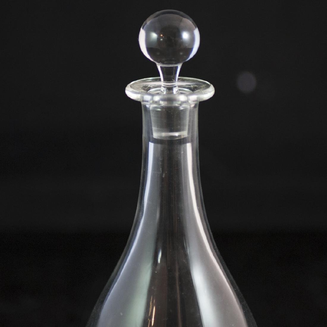 Baccarat Crystal Decanter - 2