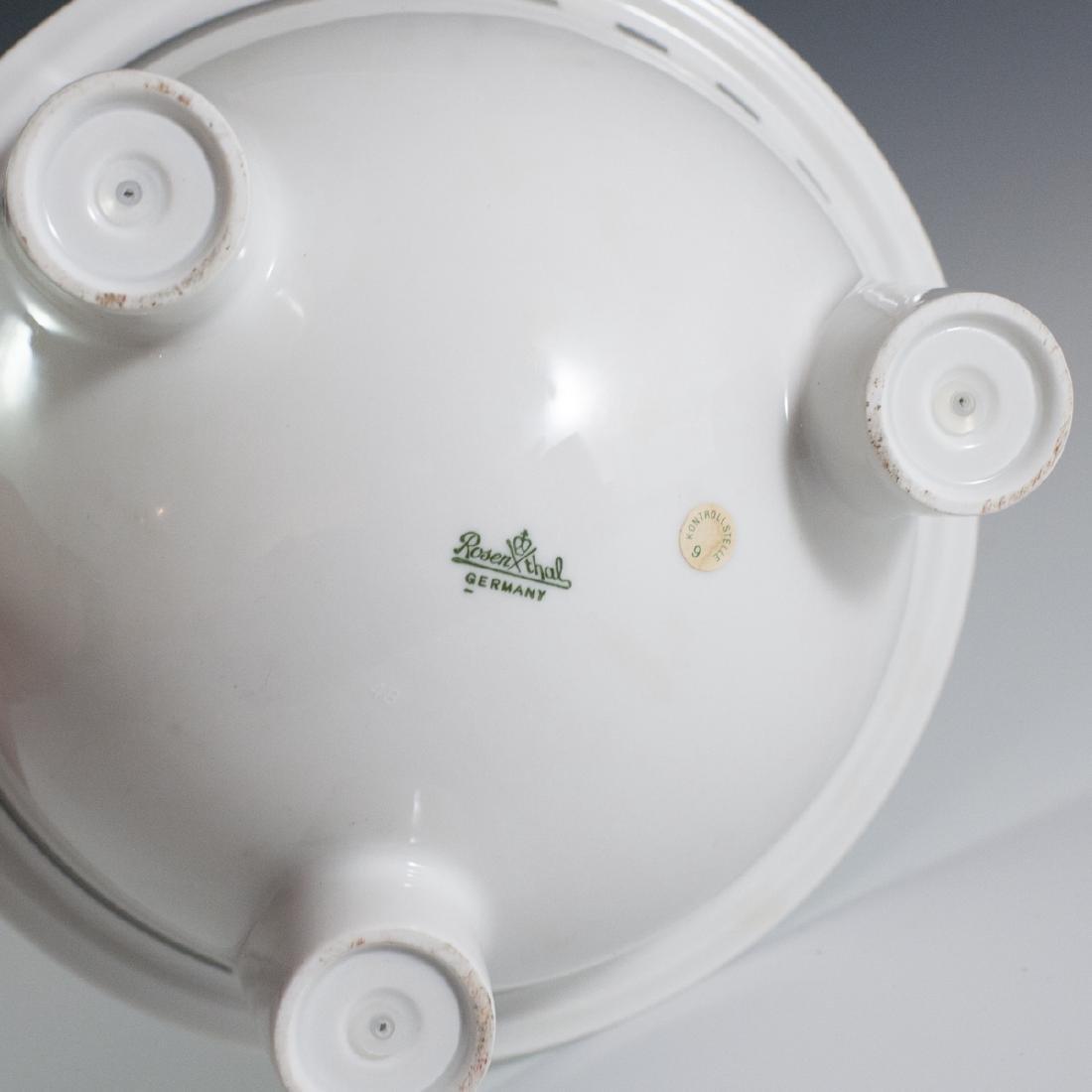 "Rosenthal ""Finestra"" Porcelain Tureen - 3"