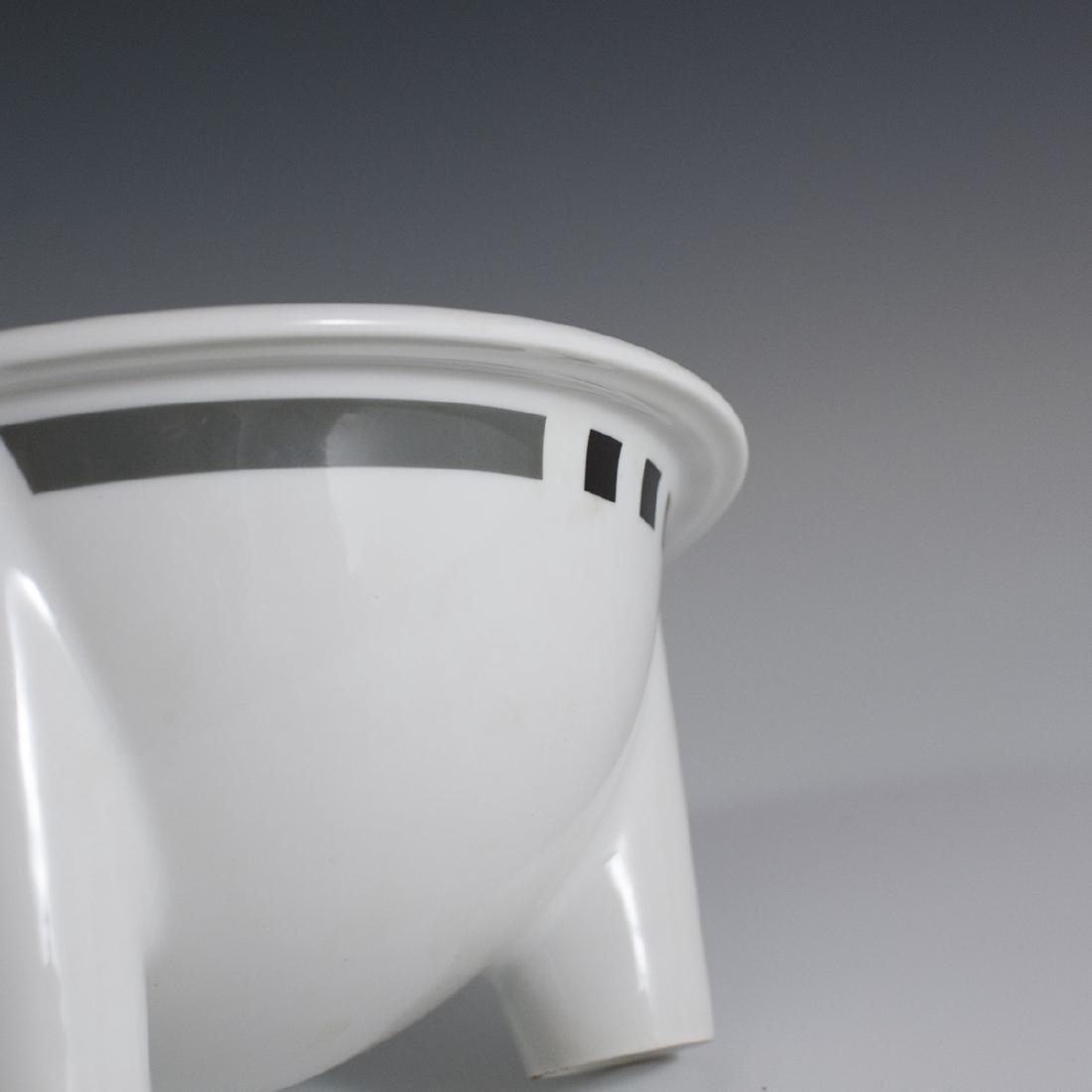 "Rosenthal ""Finestra"" Porcelain Tureen - 4"