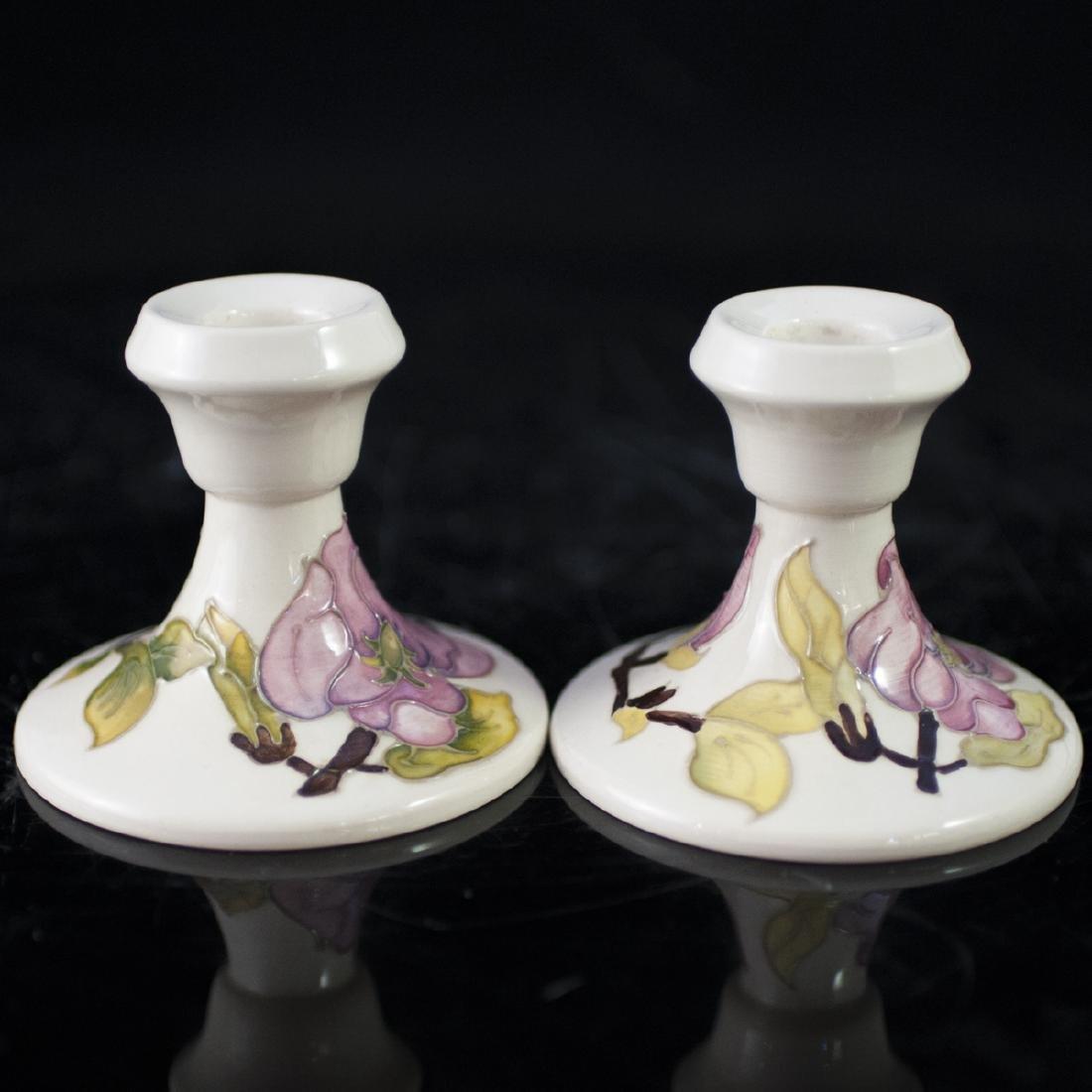 Magnolia pottery candlesticks moorcroft magnolia pottery candlesticks reviewsmspy