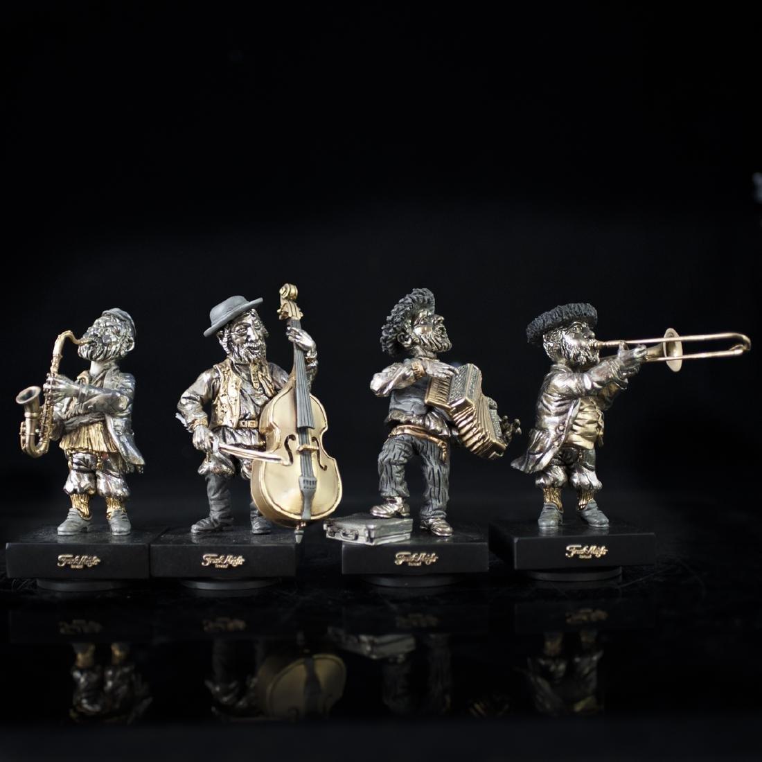 Limited Edition Frank Meisler Judaic Figurines
