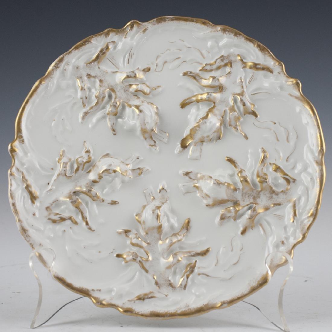 Theodore Haviland Limoges Porcelain Plate