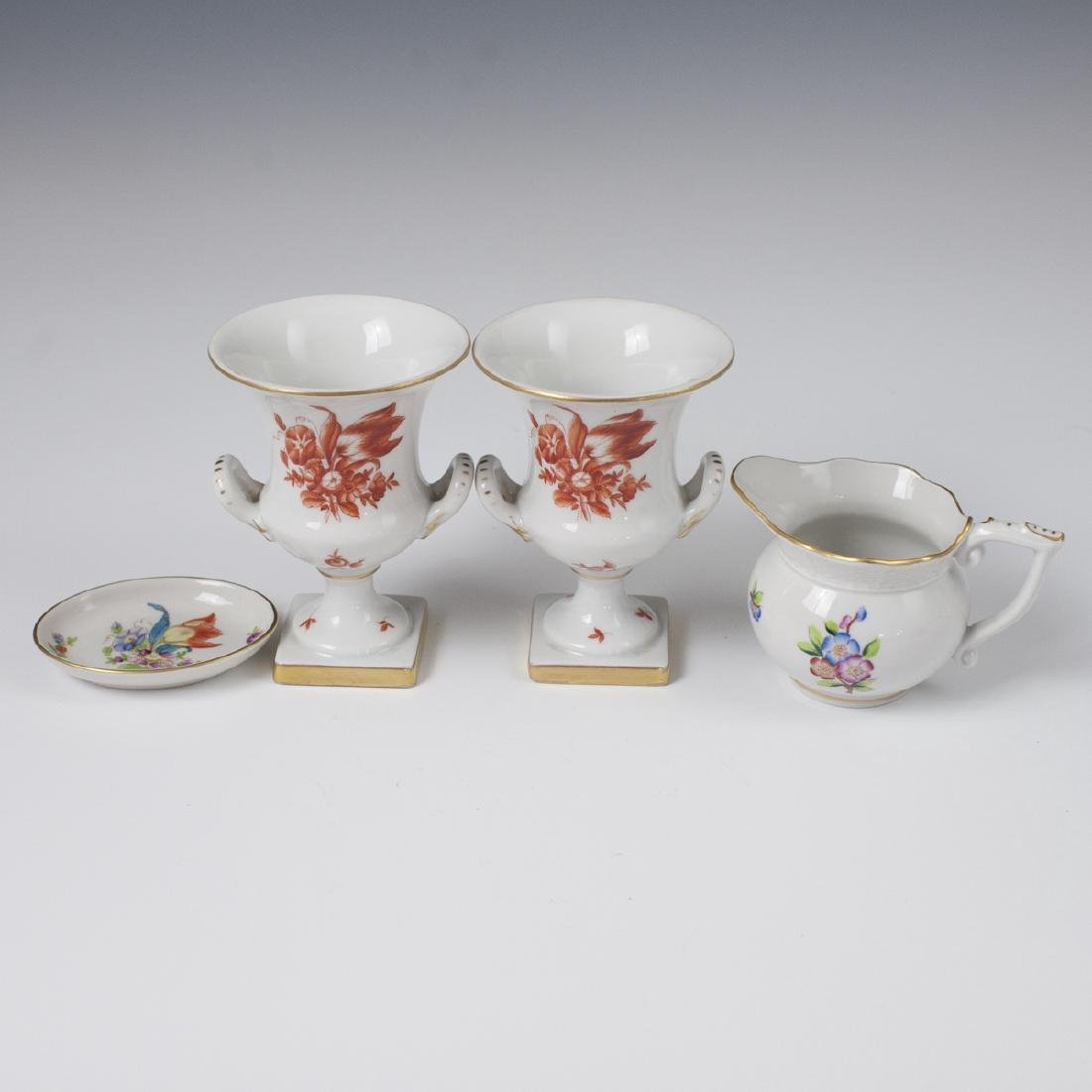 Herend Porcelain Set