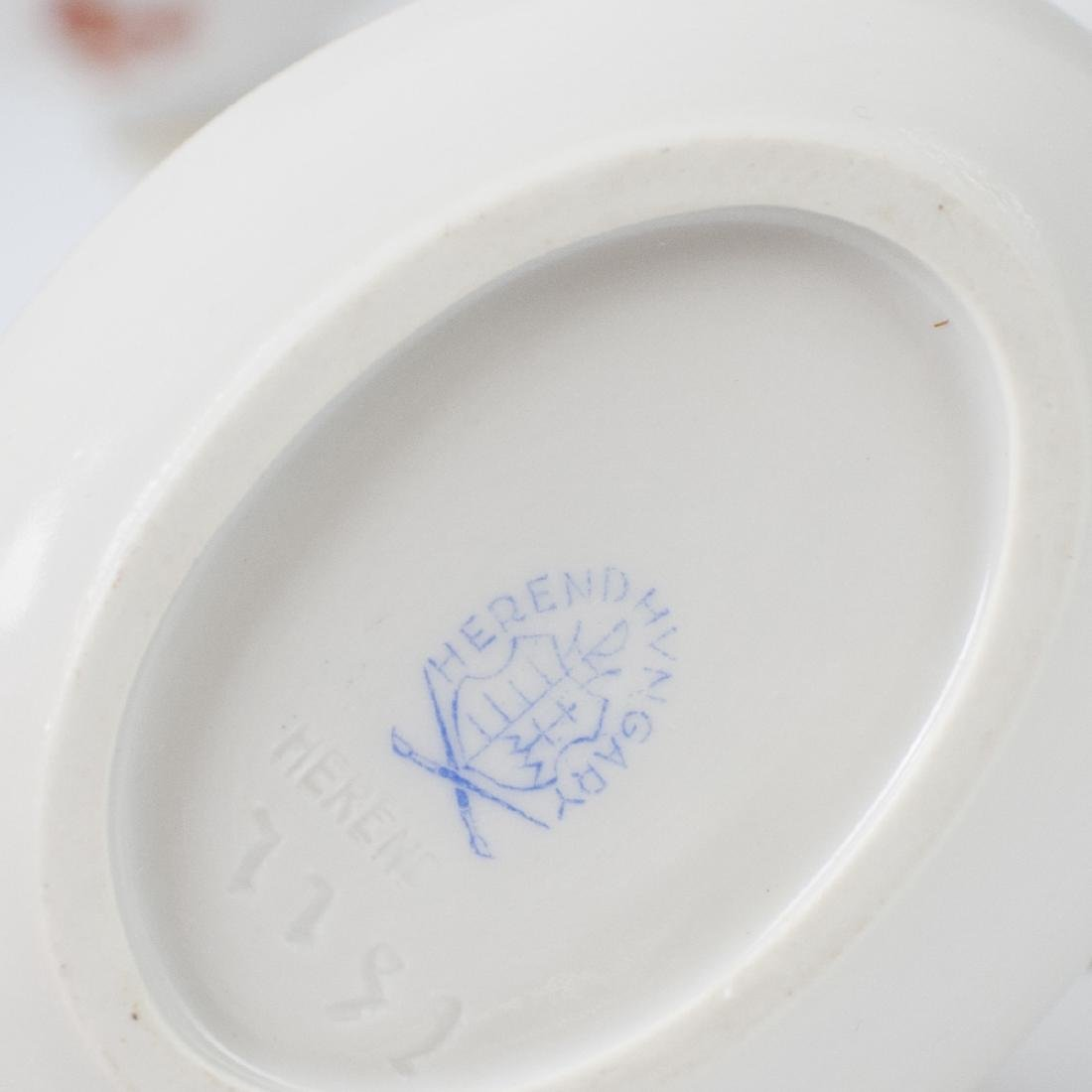 Herend Porcelain Set - 7
