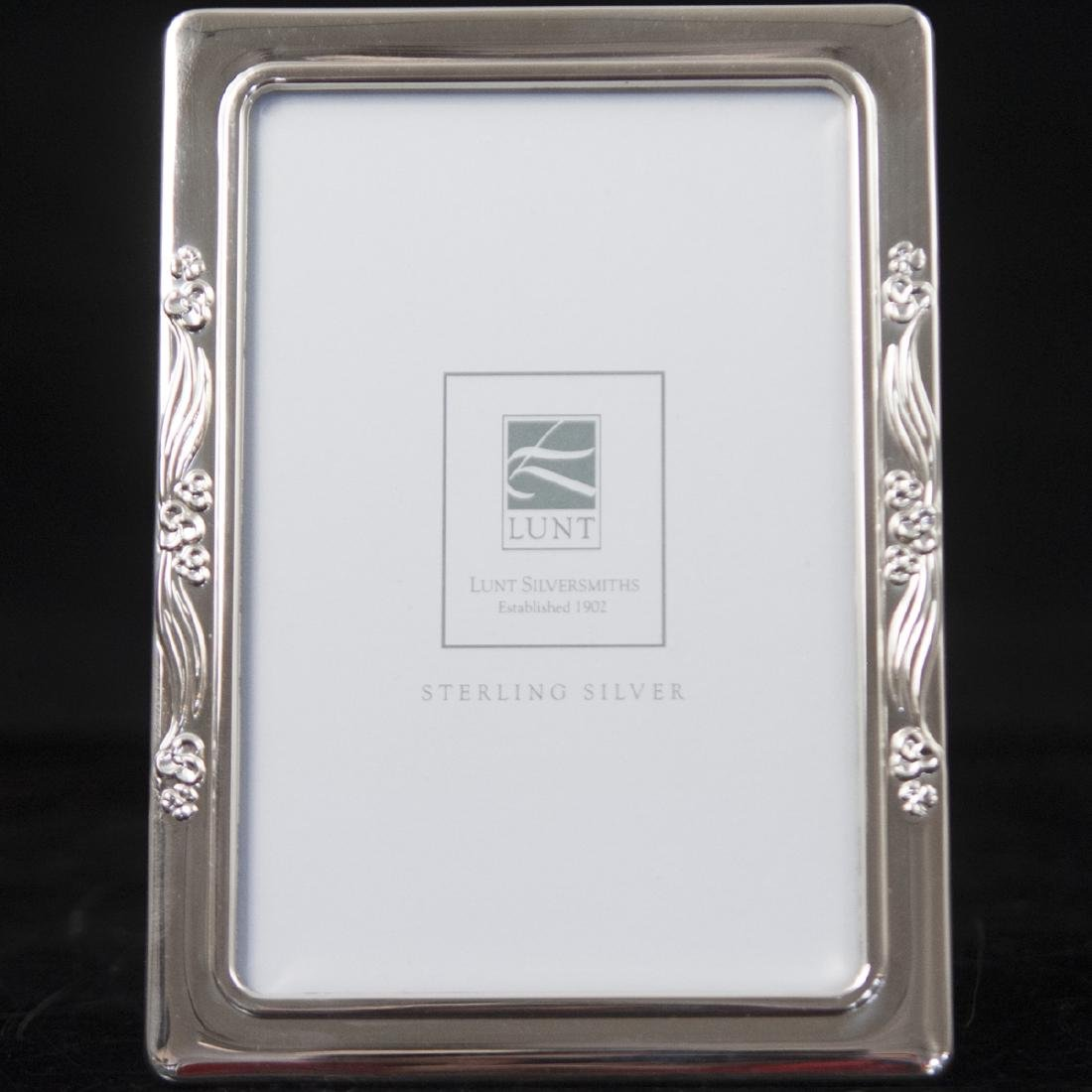 Lunt Sterling Picture Frame